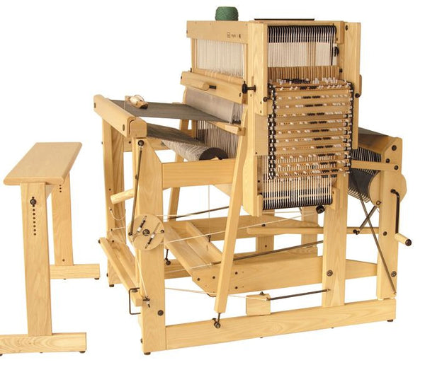 Floor Looms For Sale: Megado Mechanical Dobby Floor Weaving Loom