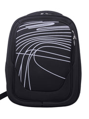 Laptop backpack motifs