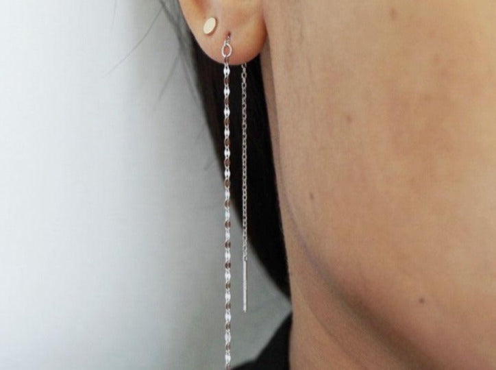 Long Threader Earrings