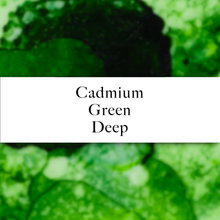 Load image into Gallery viewer, Watercolor Liquid Cadmium Green Deep - 7ml.