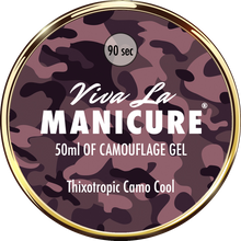 Load image into Gallery viewer, Nr 2 Viva La Manicure - 25 & 50 g Thixotropic Camouflage Cool Gel