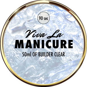 Viva La Manicure - 50 g Clear Builder Gel