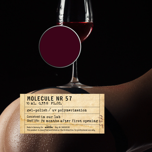 Molecule Nr 57 Gel Polish 10 ml.