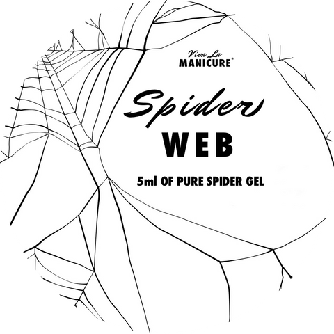 Spider Web Gel 5g Black