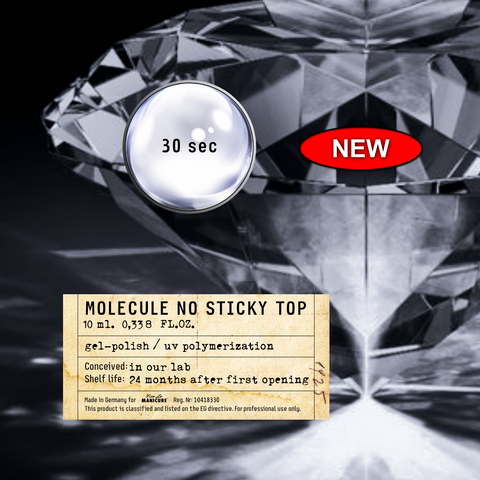 Molecule No Sticky Top 10 ml