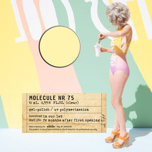 Molecule Nr 75 Gel Polish 10 ml.