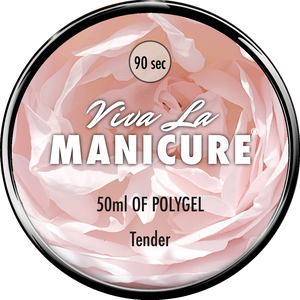POLYGEL TENDER 25 & 50 ml