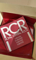 Vintage RCR Crystal Trinket Box