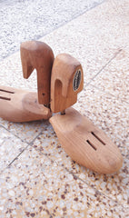 Vintage Church's Wooden Shoe Lasts (Trees)