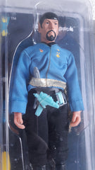 "Collectible ""Mirror Spock"" Star Trek Figure"