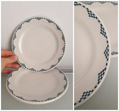Set of 2 Royal Doulton Side Plates