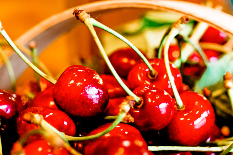 Sweet Cherries - JUN, JUL