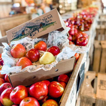 Fresh Seasonal Apples - OCT, NOV, DEC