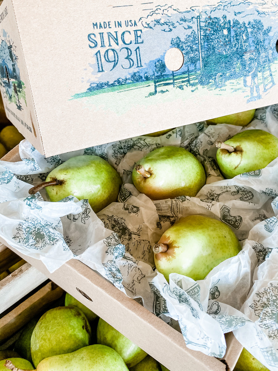 Dessert Pears - SEPT, OCT