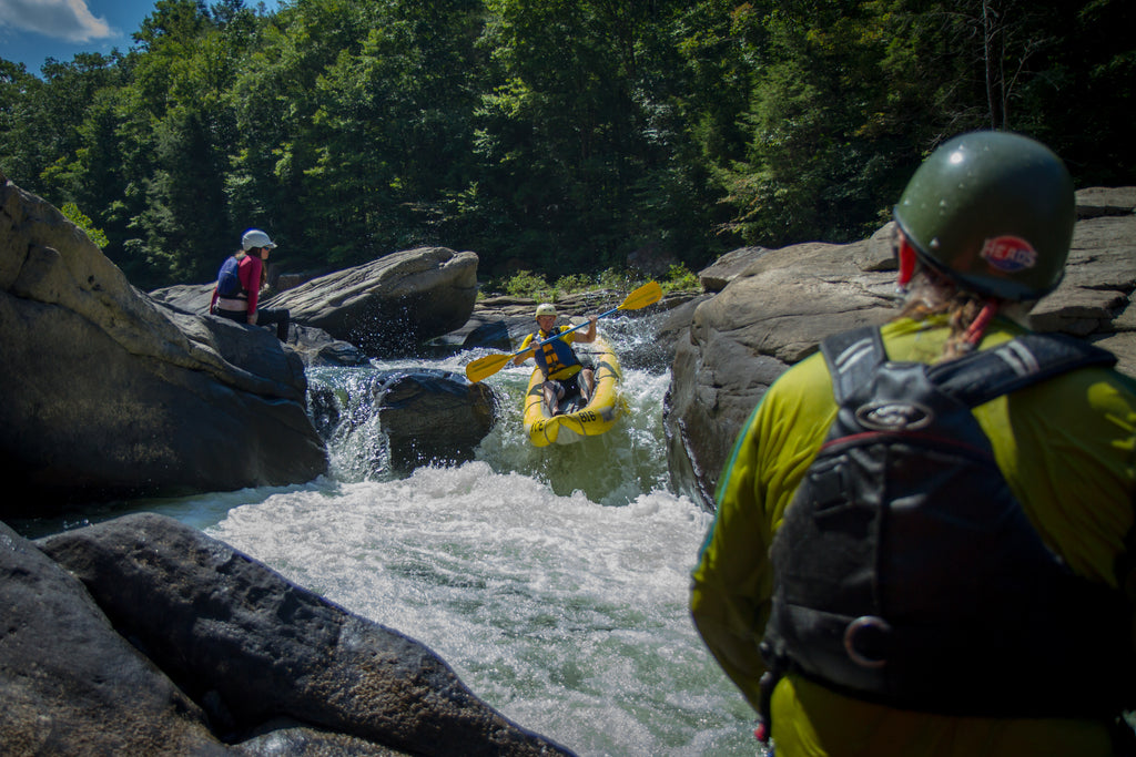 Summer Gauley River Rafting