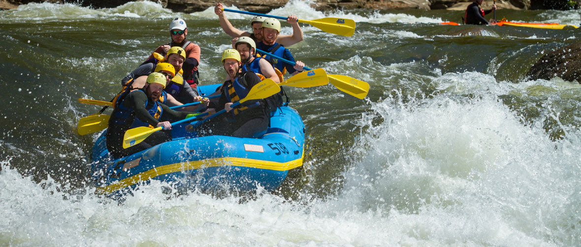 Gauley Extreme Whitewater Trip