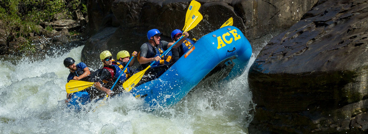 ACE Rafting Adventures - The Gauley River