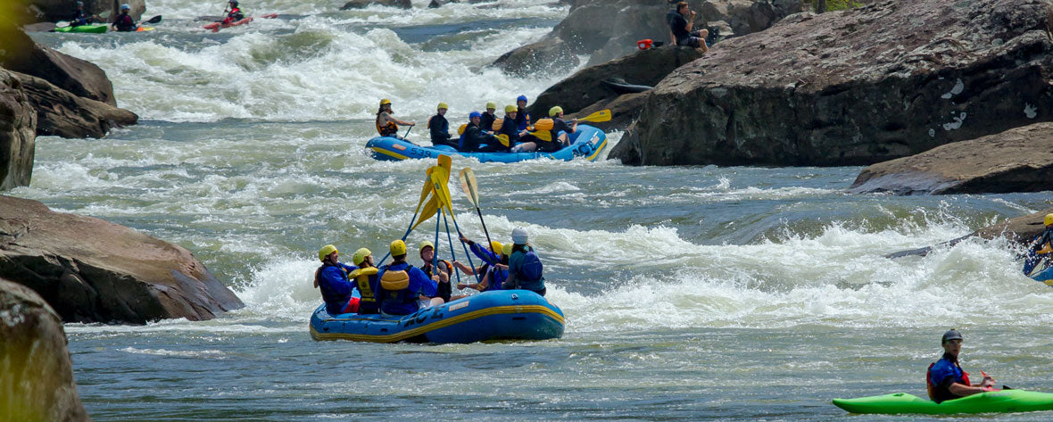 ACE Adventure Resort - Gauley River