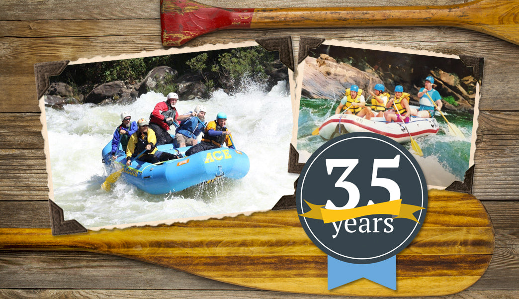 Celebrating 35 years of Awesome Adventures