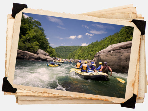 Our Nearby Rivers Like the Gauley River and New River