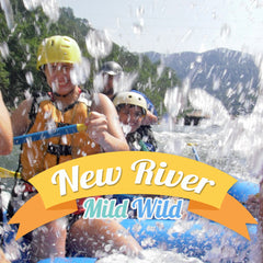 New River Rafting Trips