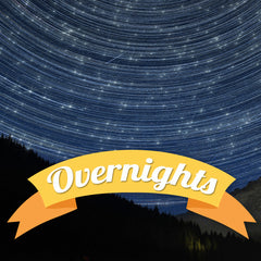 Overnight Rafting Trips