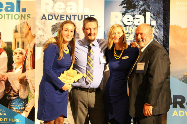 ACE Adventure Resort wins Stars of the Industry Award for Best Website
