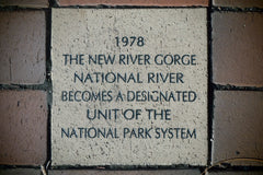 New River Gorge National Park - Established 1978