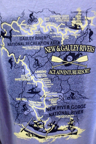 New River Gorge Natoinal Park and Gauley River National Recreation Area