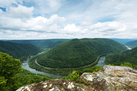 New River Gorge-ous View
