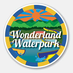 Wonderland Waterpark Logo