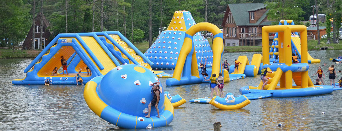 Ace Raft Wonderland Waterpark