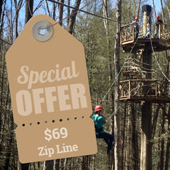 $69 Winter Zip Special