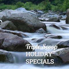 Triple Scoop Holiday Special