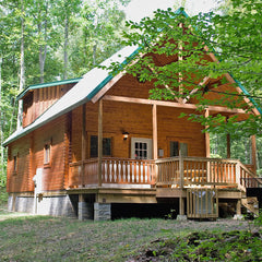 ACE Adventure Resort - Aspen Log Home