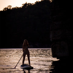 ACE Adventure Resort Evening SUP