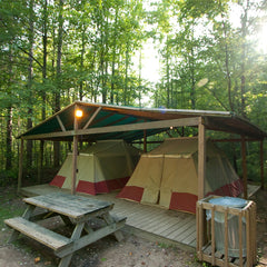 ACE Adventure Resort - Group Tents