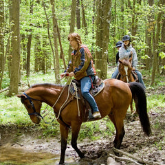 ACE Adventure Resort - Horseback Riding in New River Gorge
