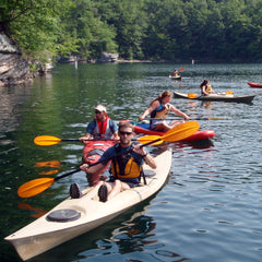 ACE Adventure Resort - Summersville Lake Kayaking