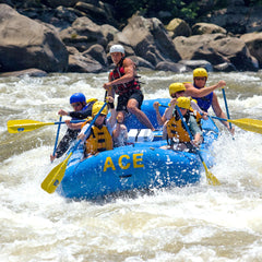 Lower New River Whitewater Rafting