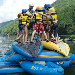 Upper New River Whitewater Rafting