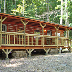 ACE Adventure Resort - Woodside Bunkhouse