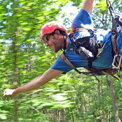 ACE Adventure Resort - Zip Line through New River Gorge