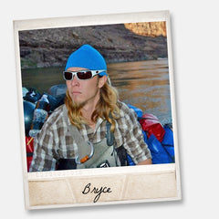 Bryce - Raft Guide
