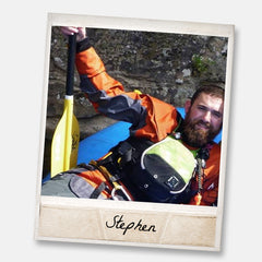 Stephen - Raft Guide