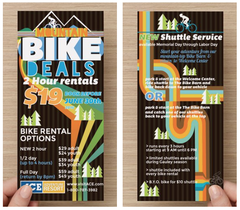 June Bike Rental Specials
