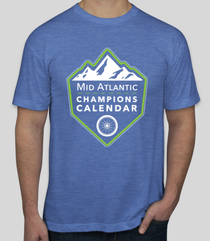 Mid-Atlantic Champions Calendar Official T-Shirt