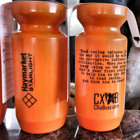 Haymarket/Starlight Custom Apparel Team Bottle
