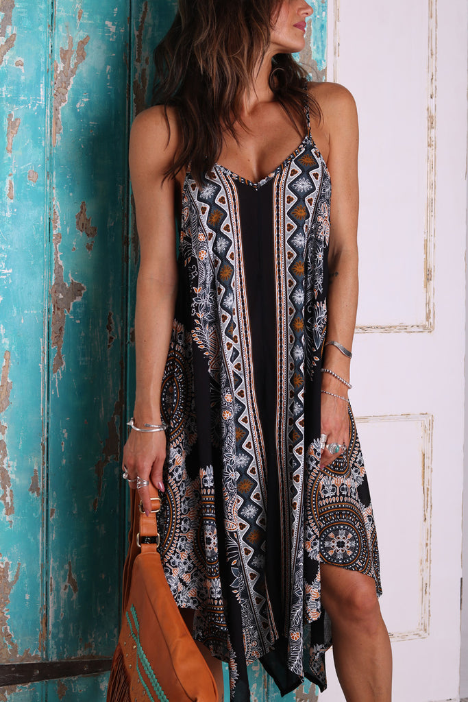 Who We Are Maxi Summer Dress