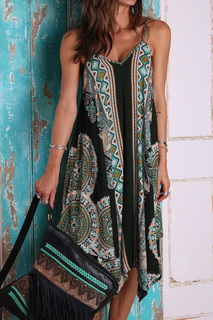 Just Be You Maxi Summer Dress